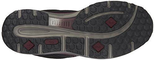 Bruetting Advantage Damen Sneakers Grau (anthrazit/grau/bordeaux)