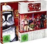 Star Wars The Clone Wars Extended Pack (Die komplette Erste und Zweite Staffel)