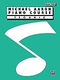 Michael Aaron Piano Course / Technic / Grade 3
