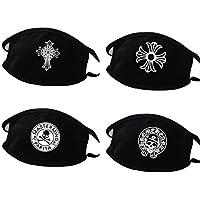 4 schwarze Staub-Atemschutzgeräte, Atemschutzgeräte, Atemschutzgeräte, Männer und Frauen, allgemeine KPOP-Maske... preisvergleich bei billige-tabletten.eu