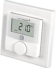 Homematic IP 143159A0A Wandthermostat mit Luftfeuchtigkeitssensor