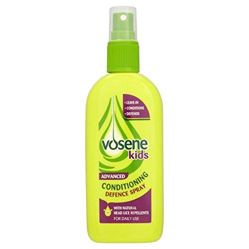 Vosene Kids 3 en 1 congé en spray répulsif poux 150ml