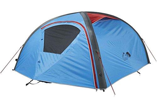 Crivit 2 Personen Zelt, aufblasbar schneller einfacher Aufbau - Wasserdicht