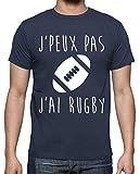 tostadora - Tee Shirt Jpeux Pas Jai Rugby - Homme Denim 4XL