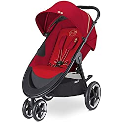 CYBEX Eternis M3 Baby Stroller, Hot and Spicy by Cybex