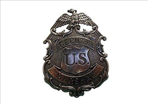 Denix US Deputy Marshal Stern Adler Sheriff