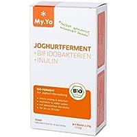 My.Yo Joghurtferment + Bifidobakterien + Inulin, zur Joghurtherstellung, 6 Beutel, Bio-Zertifiziert preisvergleich bei billige-tabletten.eu