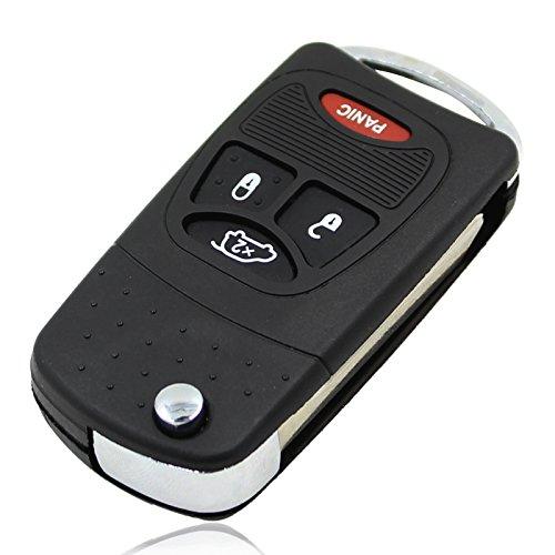 4-boton-de-control-remoto-llavero-carcasa-para-chrysler-sebring-dodge-nitro-jeep-nuevo