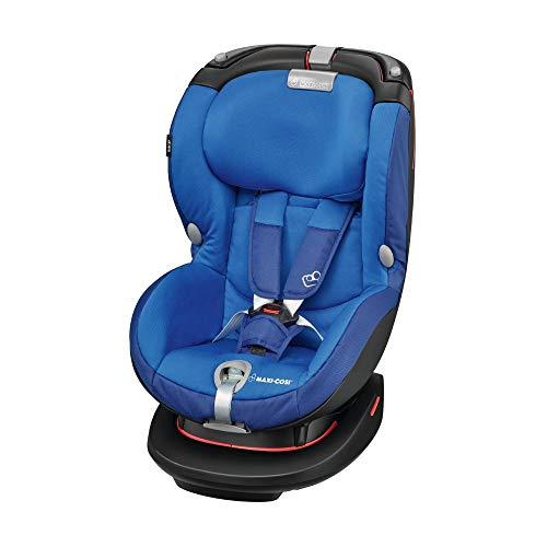 Maxi-Cosi Rubi XP Kindersitz, mit optimalem Seitenaufprallschutz und höhenverstellbarer Kopfstütze, Gruppe 1 Autositz (ab 9 Monate bis ca. 4 Jahre, 9-18 kg), electric blue