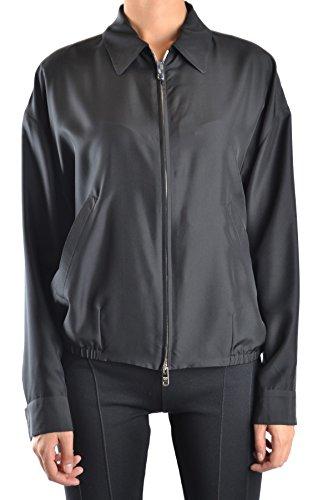76c2b1083c Prada Damen Mcbi244019o Schwarz Seide Jacke gebraucht kaufen Wird an jeden  Ort in Deutschland