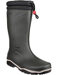 Dunlop Dunlop Blizzard Boot Green Size 43