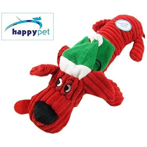 Happypet Festive Fun Dog Toy Santa Cord