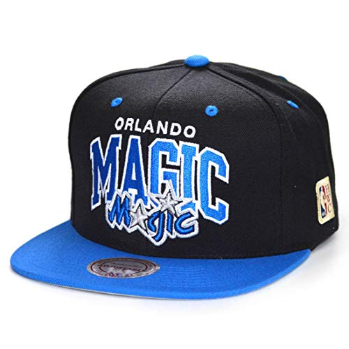 Mitchell & Ness Snapback Cap Team Arch HWC Orlando Magic Black/Blue
