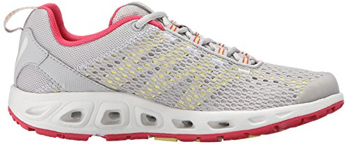 Columbia Drainmaker Iii, Multisport Outdoor Femme Multicolore (Oyster/Tango Pink)