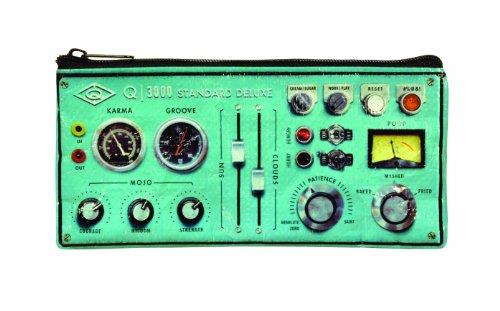 Control Panel tessuto portamonete da Blue Q
