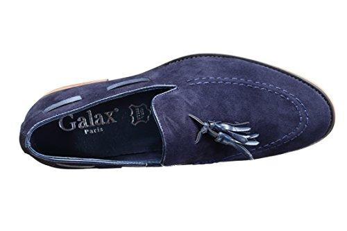 Galax - Chaussure Derbies Gh3065 Navy Bleu