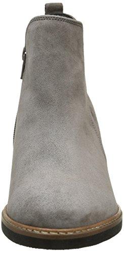 Gabor Comfort Sport, Bottes Classiques Femme Gris (Elephs.S/A.N/Mic)