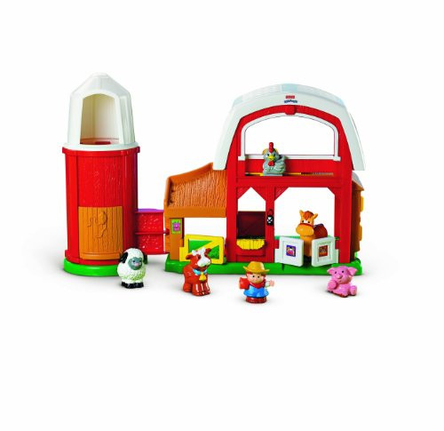 Image of Fisher-Price Little People Animal Sounds Farm
