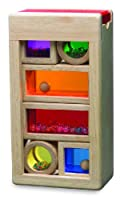 Wonderworld Wooden Rainbow Sound Blocks