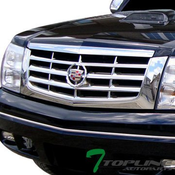topline-autopart-factory-front-bumper-grill-grille-badge-emblem-wreath-2p-02-06-cadillac-escalade-by