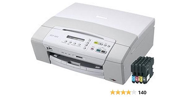 Brother Dcp 165c 165 C Drucker All In One Kopierer Scan Computers Accessories