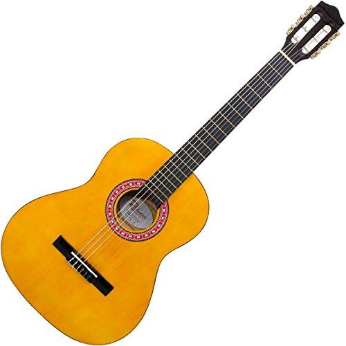Redwood cg-2121/2Größe Klassische Gitarre, Gloss Finish-Natural