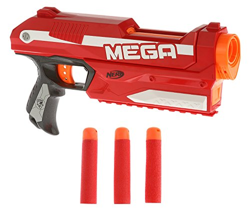 Hasbro A4887E24 Nerf N-Strike Elite Mega ()