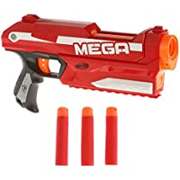 Hasbro A4887E24 Nerf N-Strike Elite Mega Magnus + Hasbro A4368E24 Nerf N-Strike Elite Mega Darts