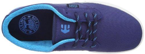 Etnies Etnies Kids Jameson 2 Eco, Baskets mode garçon Bleu (Navy Gum)