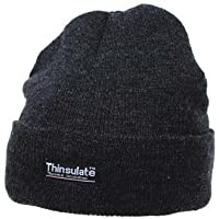 MFH Watch Cap Thinsulate Knitted Short Lined Knitted Winter Hat Beanie Hat Various Colours