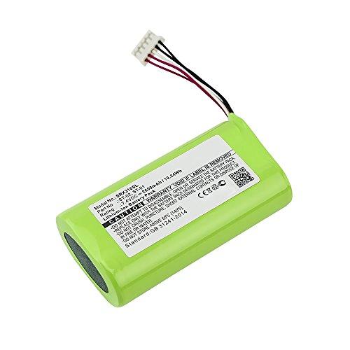 CELLONIC Batería premium para Sony SRS-X3 (2600mAh) ST-01,ST-02 bateria de repuesto, pila reemplazo, sustitución