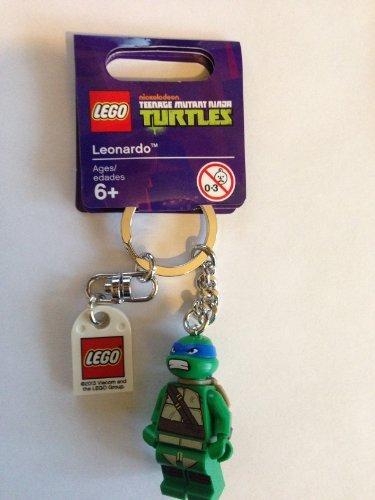 Lego Brelok Turtles Leonardo [KLOCKI]