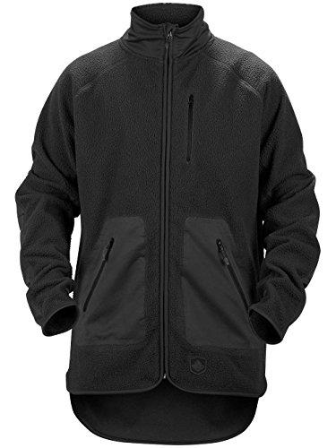 Sweet Protection Herren Jacket Lumberjack Fleece, True Black, XL