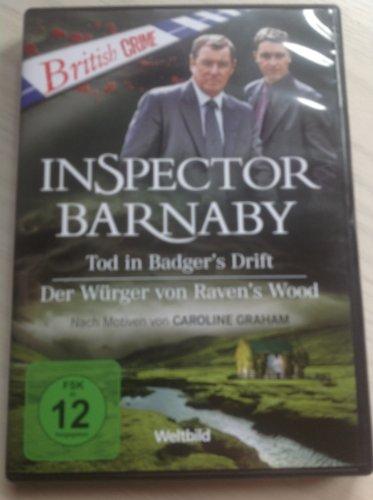 Preisvergleich Produktbild Inspector Barnaby Tod in Badger´s Drift / Der Würger von Raven´s Wood