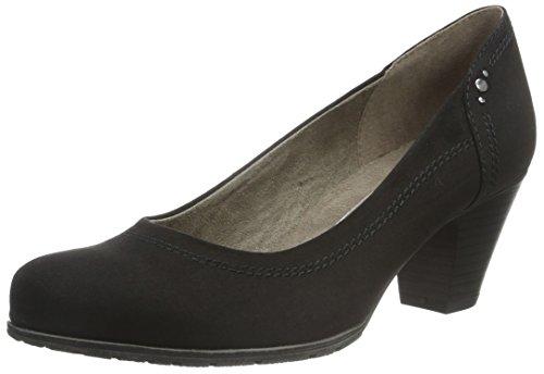 Softline 22461, Zapatos De Tacón Negro Para Mujer (negro 001)