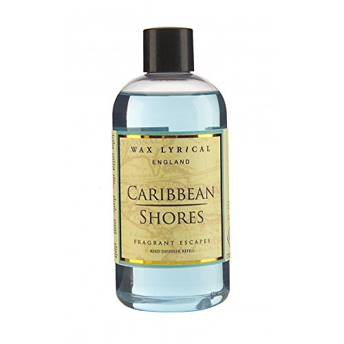 Wax-Lyrical-Caribbean-Shores-250ml-Reed-Diffuser-Refill-Oil