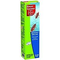Bayer Garden Blattanex Ultra Gel - Cebo en Gel contra cucarachas para Interiores