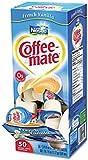 Coffee-mate Coffeemate 35170Bx French Vanilla Creamer, .375Oz, 50/Box