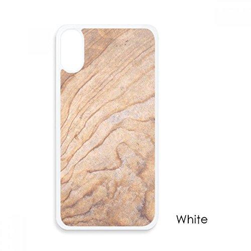 beatChong Mosaik-Stein Textur Elegantes Wellenmuster für iPhone X-Hüllen Weiß phonecase Apple-Abdeckungs-Fall-Geschenk