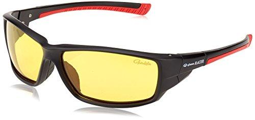 Racer Gray Red Mirror Sonstige Gamakatsu Angler Brille Angeln Polarisationsbrille