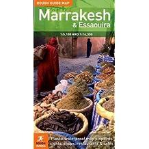 Rough Guide Map Marrakesh