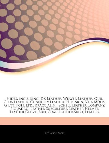 articles-on-hides-including-dk-leather-weaver-leather-quil-ceda-leather-connolly-leather-hidesign-vi