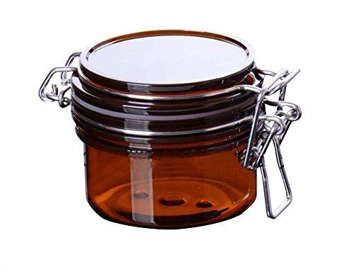 120ml Cosmetic Jar Flaschen mit Innen versiegelt Gap Make-up Gesicht Körper Maske Aufbewahrung hermetisch geschlossenen Behälter Topf mit Verriegelung Ölkanister Stil Deckel