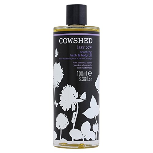 Cowshed Lazy Cow 100ml Soothing Bath & Body Oil by Cowshed by Cowshed