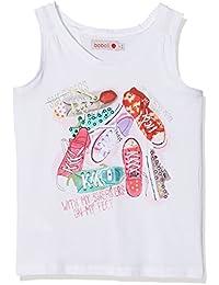 boboli Camiseta sin Mangas para Niñas