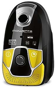 Rowenta RO6864EA X-Trem Power Home & Car Aspirapolvere a Traino con Sacco, 4 AAAA