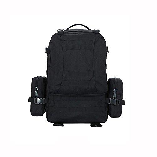 Beibao HQ Reisetasche Bergsteigertasche Computer Tasche Rucksack Sport Im Freien Kombigeräte Taktiken Multifunktion (Farbe : 6)