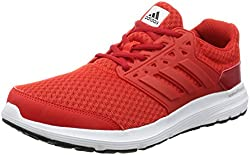 differently d2917 705b3 adidas Galaxy 3 M, Herr Sneaker, Röd (Core Red   Core Red