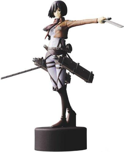 NuoYa - Figura Mikasa Ackerman De Serie Anime Shingeki No Kyojin 14 centimetre PVC