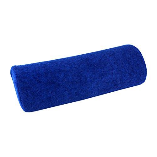 1x Weiche Armauflagene Handauflage Handkissen Kissen Nagel Halter - Blau